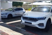 2018-vw-polo-undisguised-vw-touareg-suv-spied-south-africa