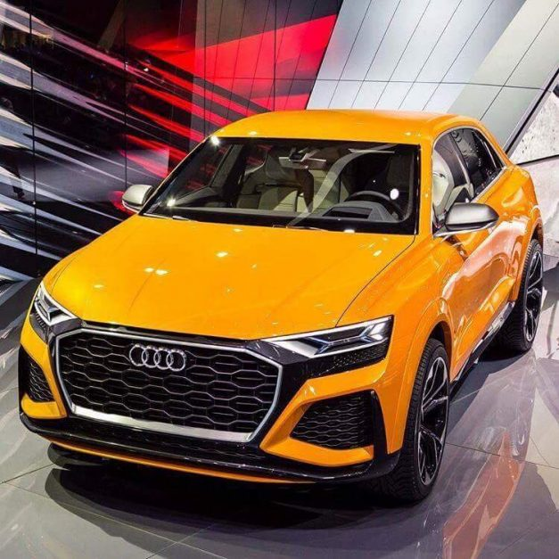 Audi Q8 Sport Concept Debuts Much Awaited Flagship Suv