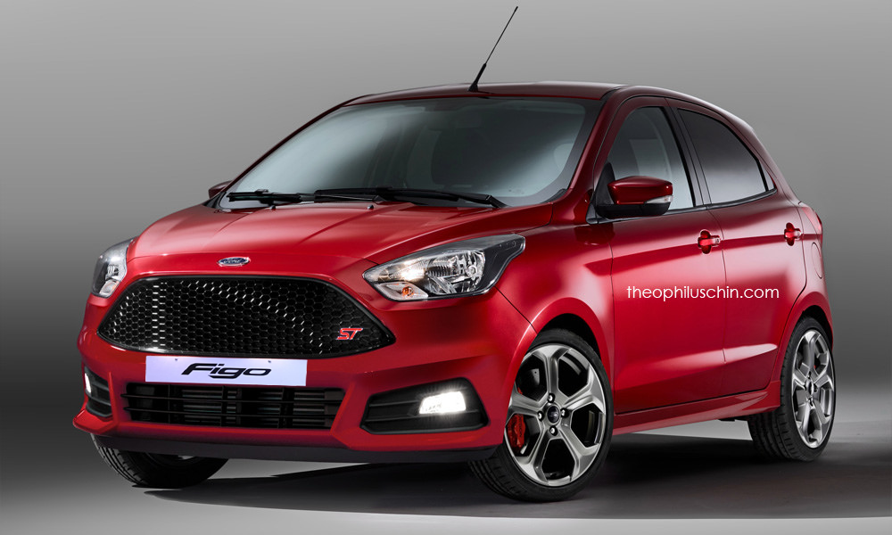 Sports variant of Ford Figo on the cards for India