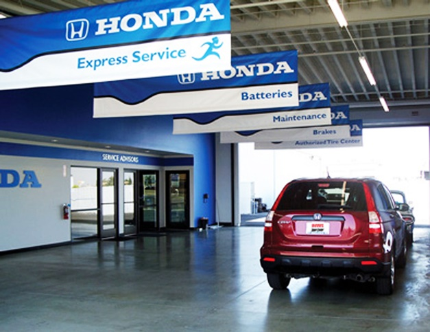 Service intervals at honda change from 6 to 12 months for for Honda auto service