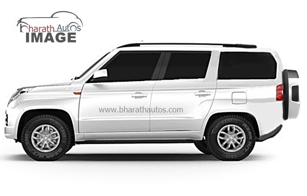 Mahindra Tuv500 Artist S Rendering An Accurate Preview Of The 8