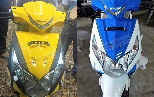 New 2017 Honda Dio Images Out To Be Launched Soon