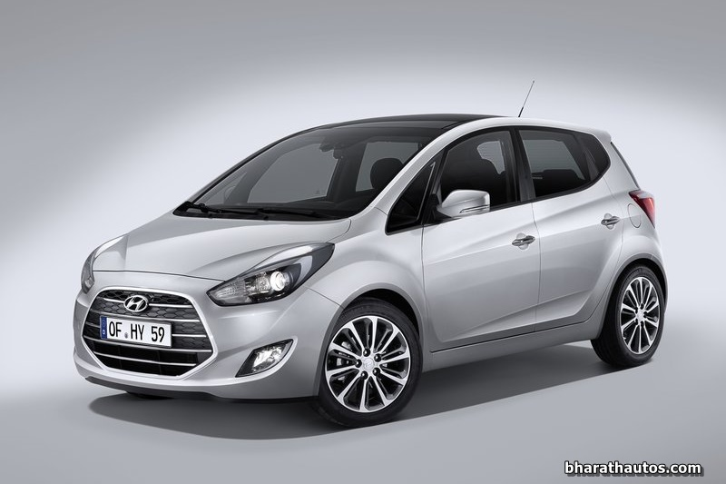 New Hyundai Santro mentioned in reports - launch in second ...