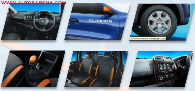 renault-kwid-climber-features-dashboard-interior-cabin-inside