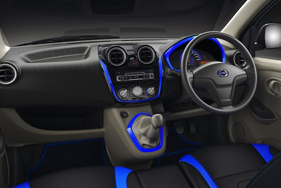 Datsun Go and Go+ Anniversary Edition - from Rs. 4.19 lakh ...