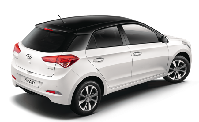 New 2017 Hyundai Elite I20 Officially Launched Dual Tone