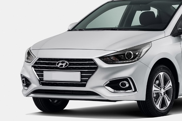 2018 hyundai i20.  Hyundai The Above Picture Of The Newgen Hyundai Vernau0027s Frontfascia Is Used For  Representation Purpose Only In 2018 Hyundai I20 M