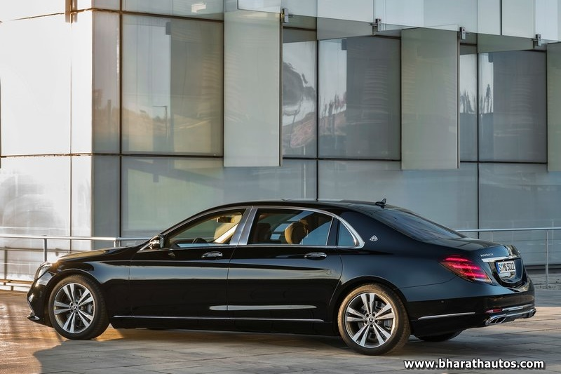 Facelifted 2018 Mercedes Benz S Class Maybach And Amg
