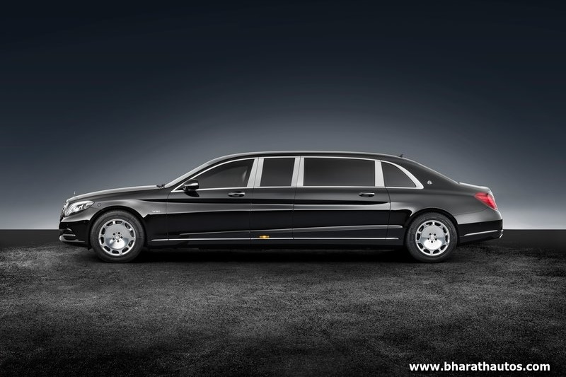 Facelifted 2018 mercedes benz s class maybach and amg for Mercedes benz s 600 amg