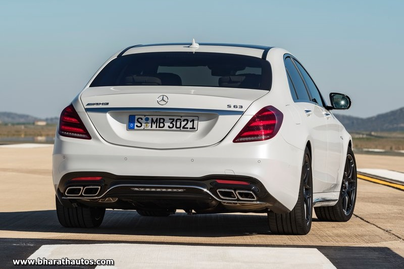 Facelifted 2018 Mercedes-Benz S-class, Maybach and AMG ...