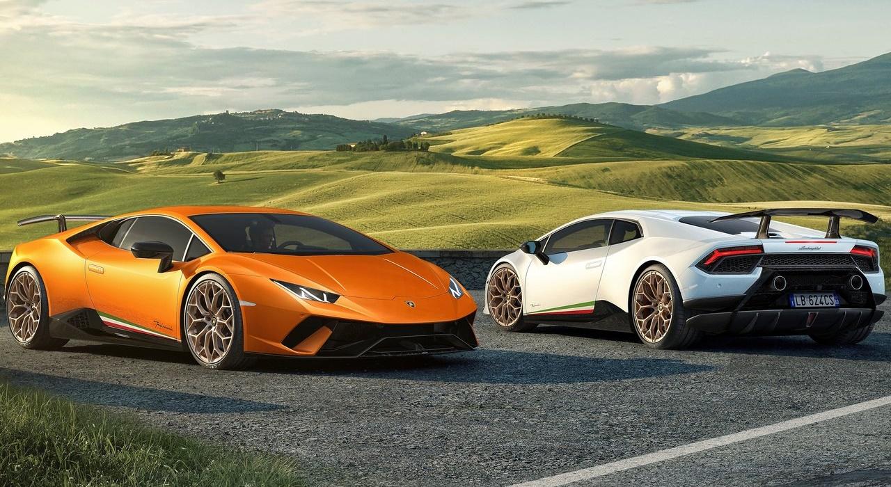 Lamborghini Huracan Performante Roars Into India 640 Hp Rs 3 97 Crore