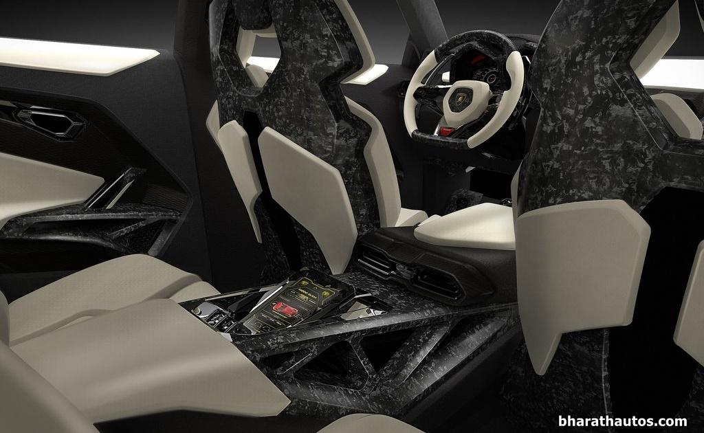 Lamborghini Urus Suv Super Sports Car India Cabin Inside Pictures