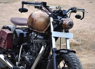 modified-royal-enfield-thunderbird-350-karma-puranam-design
