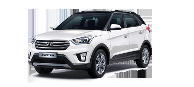 New 2017 Hyundai Creta Range Updated New Diesel Dual Tone Colour Schemes