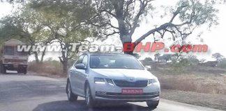 skoda-octavia-2017-version-facelift-spied-india-launch