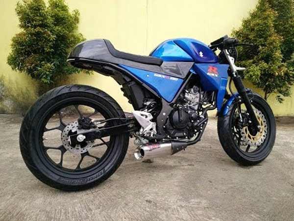 Suzuki Gsxr Cafe Racer Kit