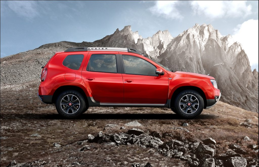 renault duster petrol automatic launched 1 5l cvt rs lakh. Black Bedroom Furniture Sets. Home Design Ideas
