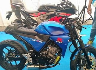 suzuki-gsx-r150-modified-cafe-racer-indonesia-motor-show