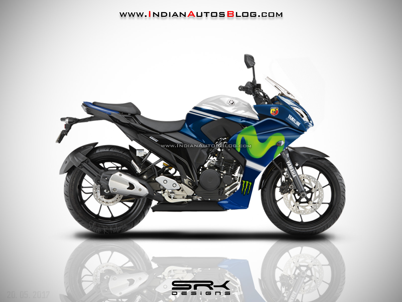 Yamaha Fazer  India Launch Date