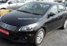 2018-maruti-ciaz-facelift-updated-model-first-look-spied