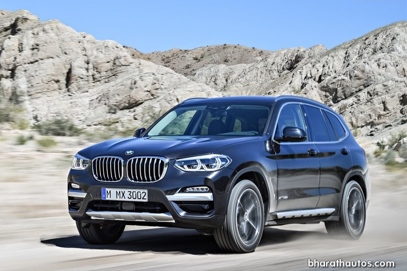 new bmw x3 2018 unveiled looks very much like a bigger x1. Black Bedroom Furniture Sets. Home Design Ideas