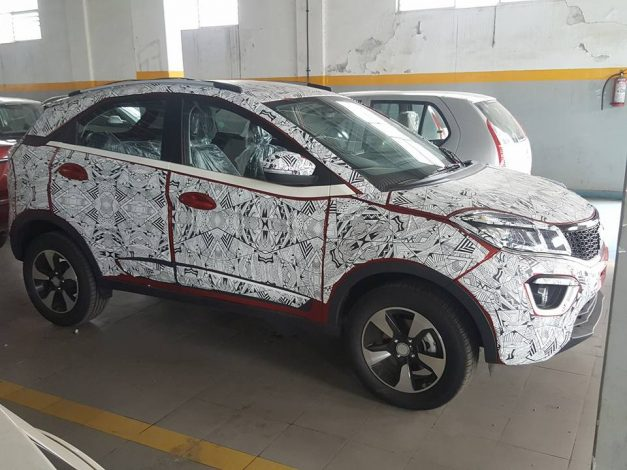 tata-nexon-showroom-oulet-training-karnataka-side-pictures-photos-images-snaps-gallery