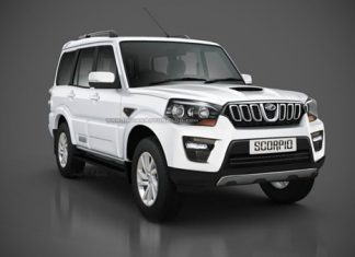 2017-mahindra-scorpio-facelift-rendered-new-front-view