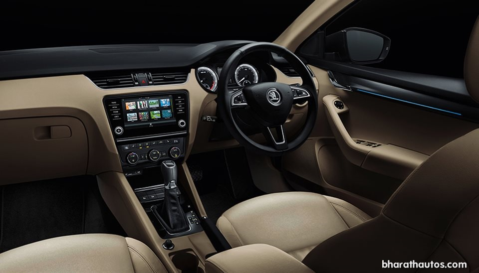 Skoda Octavia Facelift Arrives In India At Rs 15 49 Lakh