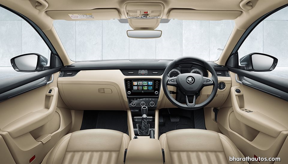 skoda octavia facelift arrives in india at rs lakh. Black Bedroom Furniture Sets. Home Design Ideas
