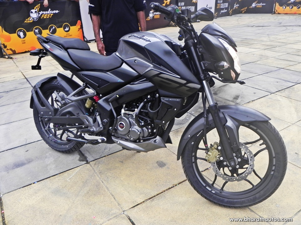 Bajaj Pulsar Ns160 Officially Unveiled By Ghost Ryderz