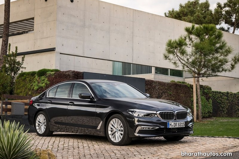 7th Gen Bmw 5 Series Launched In India Rs 49 90 Lakh M Sport On Offer