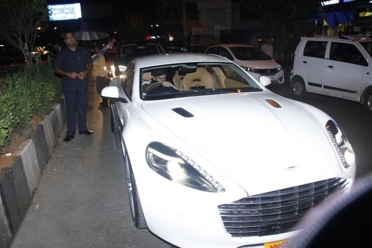 Ranveer Singh Gifts Himself An Aston Martin Rapide S