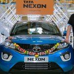 tata-nexon-production-started-india-market-launch-date
