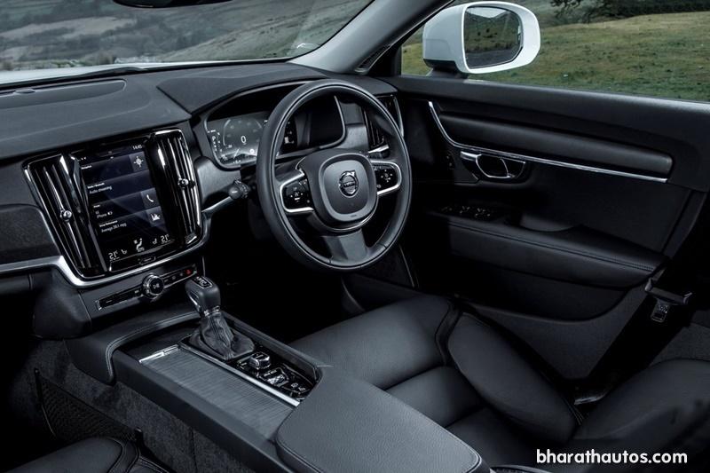 volvo-v90-cross-country-india-interior-inside - BharathAutos ...