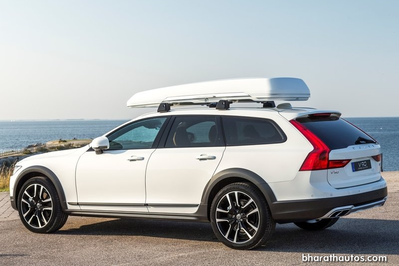 Volvo V90 Cross Country now on-sale in India: From Rs. 60 lakh