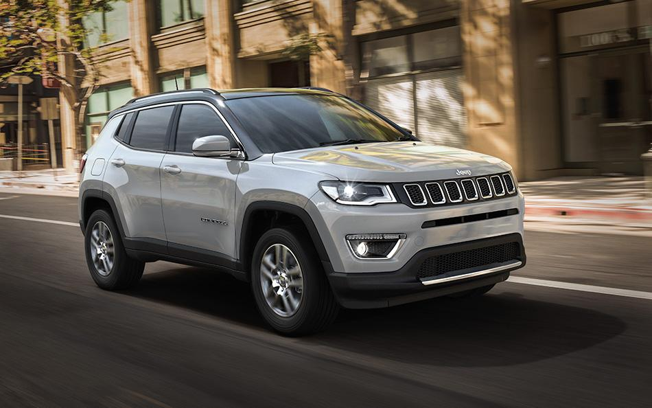 2017 jeep compass launched in india rs lakh details revealed. Black Bedroom Furniture Sets. Home Design Ideas