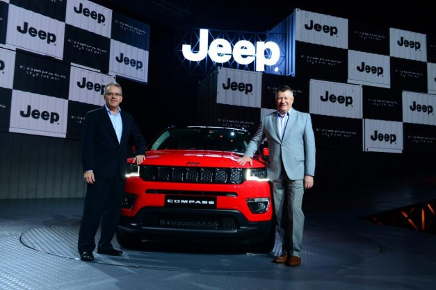 2017 Jeep Compass Launched In India Rs 14 95 Lakh
