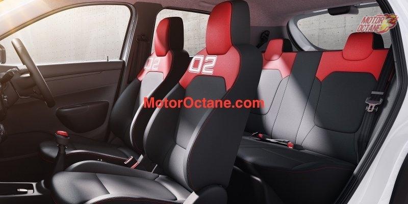 Renault Kwid 2nd Anniversary Edition Dashboard Interior Cabin Inside