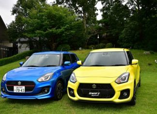 2018-suzuki-swift-sport-spotted-2017-suzuki-swift-india
