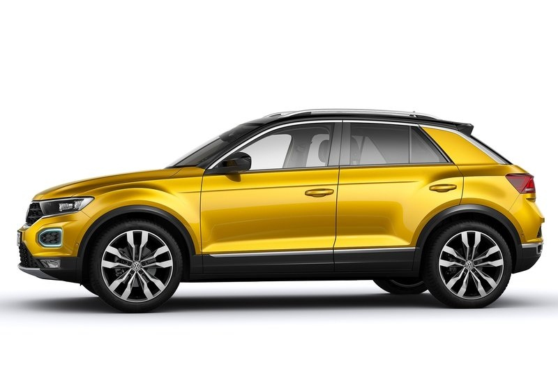 volkswagen  roc suv launch  year rivals creta   renegade