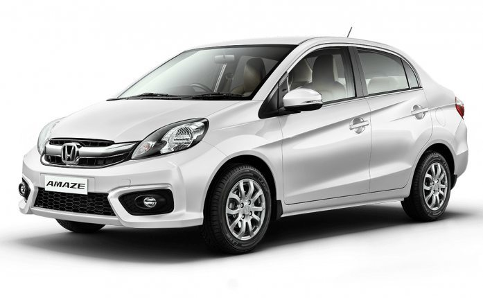 Honda Amaze Bharathautos Automobile News Updates