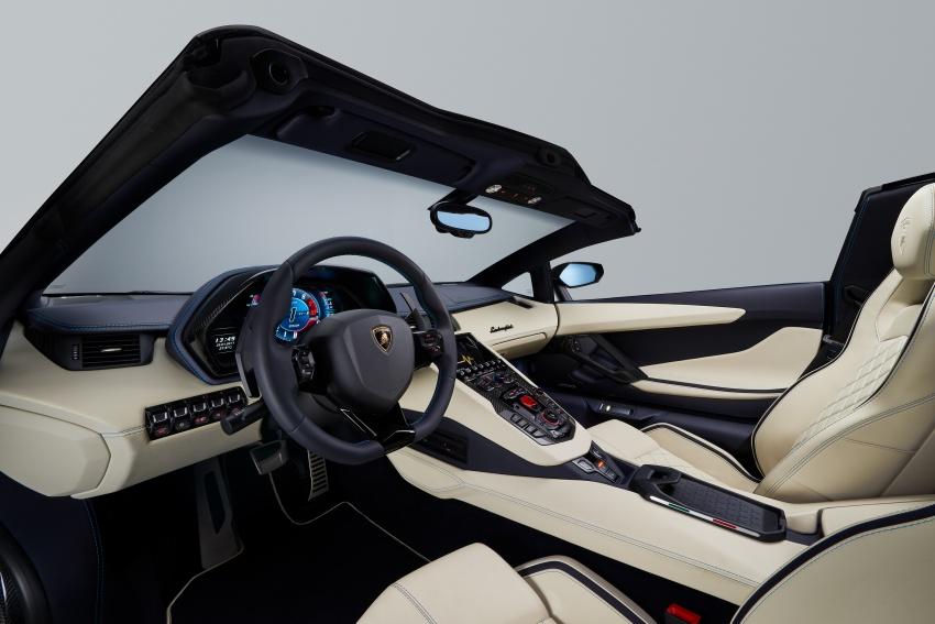 Lamborghini Aventador S Roadster Dashboard Interior India Pictures
