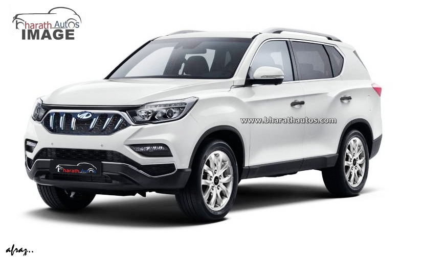 Ssangyong Rexton S Mahindra Version Confirmed For India