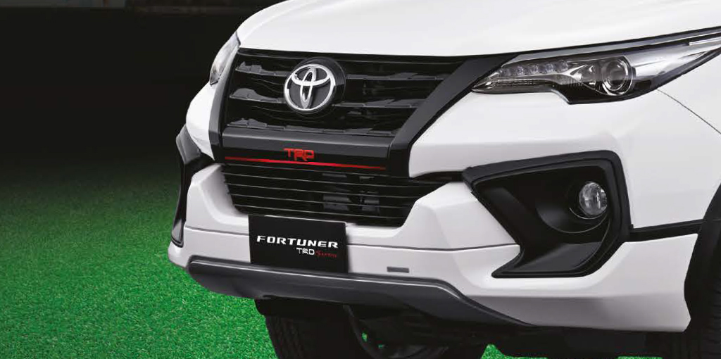 New Toyota Fortuner Trd Sportivo Launched In India From Rs 31 02 Lakh