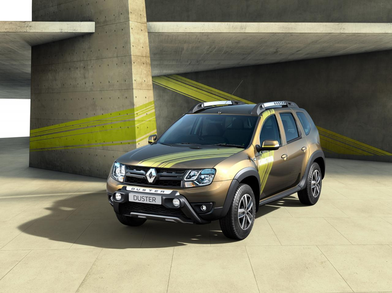 renault duster sandstorm edition launched rs lakh 9 new features. Black Bedroom Furniture Sets. Home Design Ideas