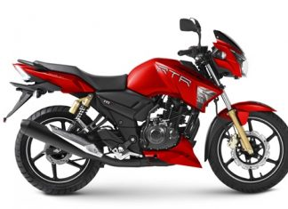 tvs-apache-rtr-160-180-racing-syrah-matte-red-acrylic-paint-shade