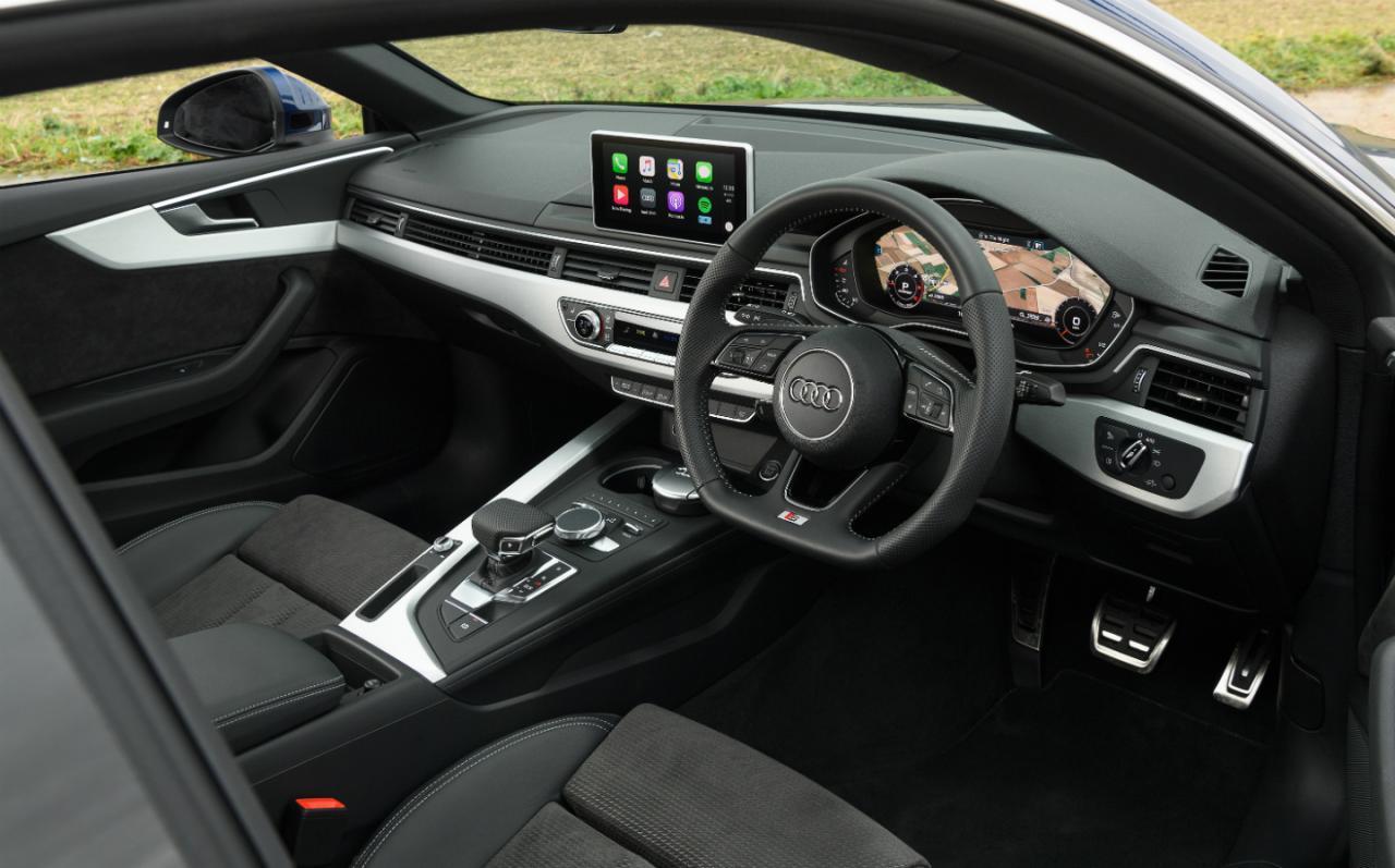 2017 Audi A5 Sportback A5 Cabriolet S5 Sportback Now On