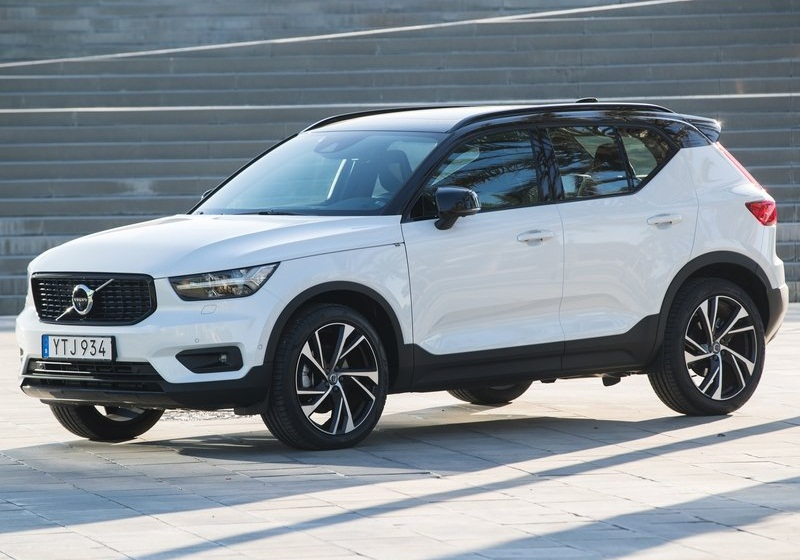 volvo xc40 india bound to be launched in mid 2018. Black Bedroom Furniture Sets. Home Design Ideas