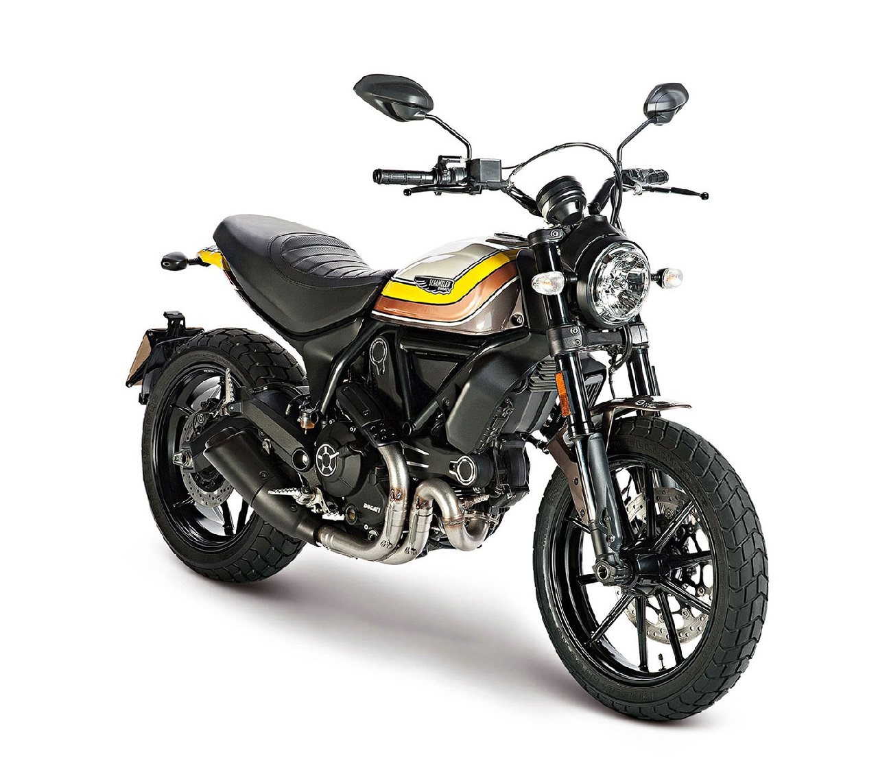 Ducati Launches Scrambler Mach 2.0, Available In Select