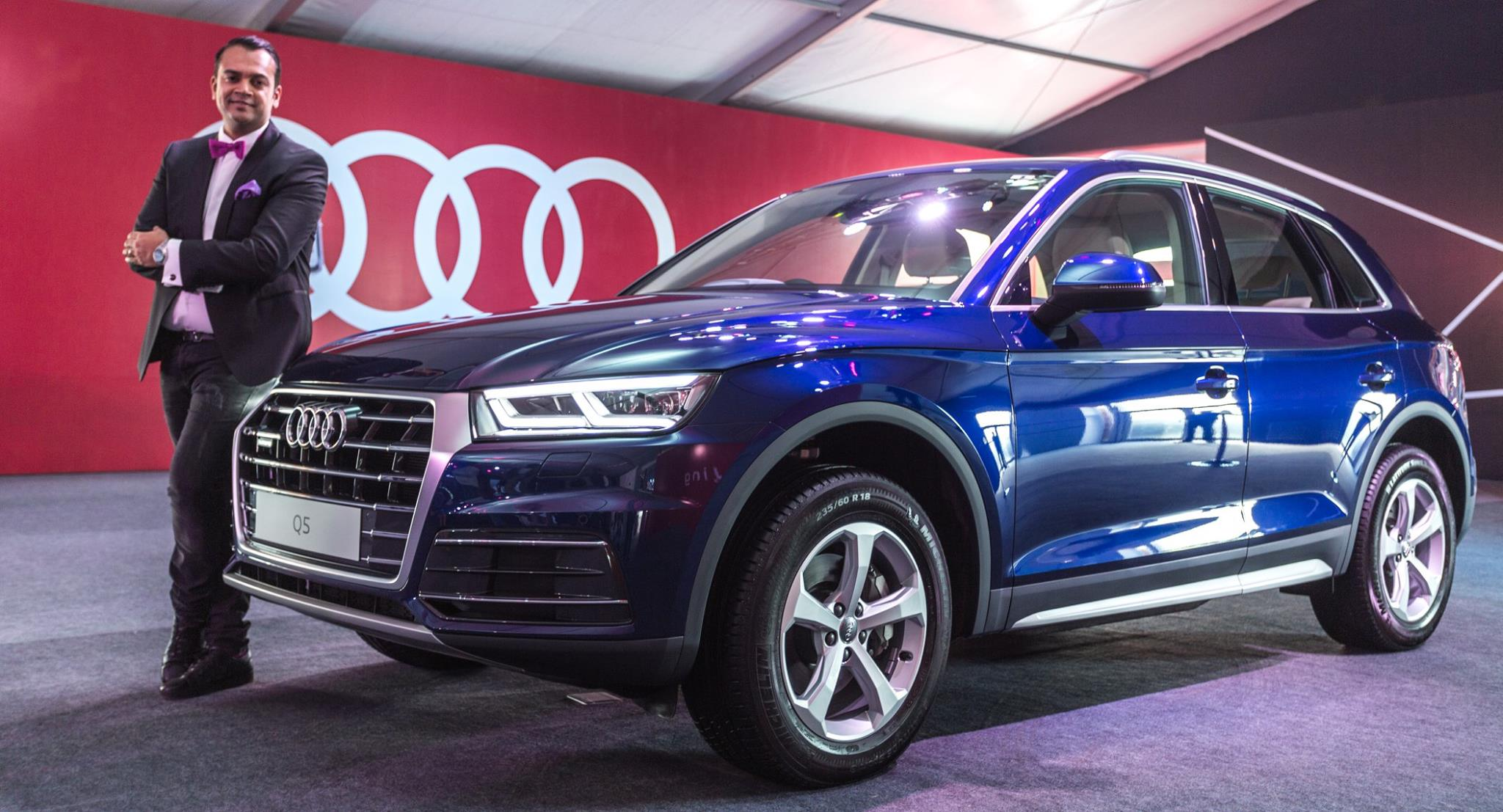 2018 Audi Q5 Launched In India Priced Starts From Rs 53